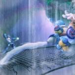 Megaman by Orioto